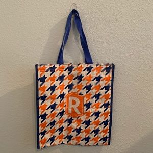 "Reusable Bag with letter ""R"""